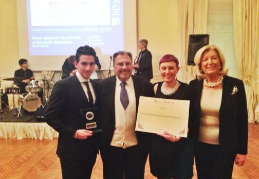 Premio Dental Tribune Award 2014